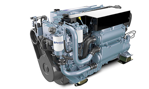 Perkins Marine Engines