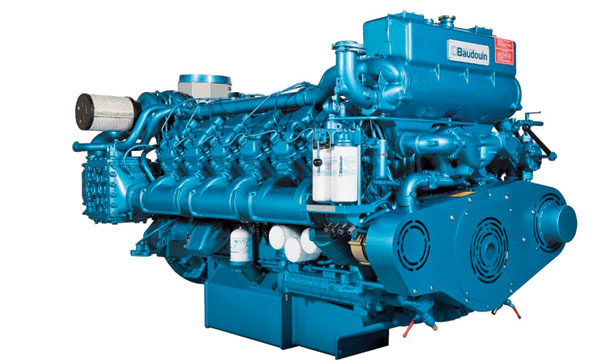 Baudouin Marine Engines