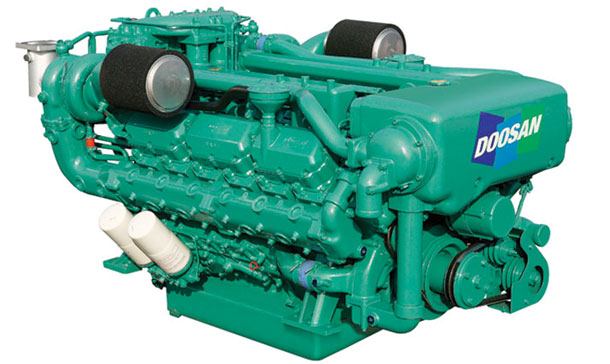 Dooson Marine Engines