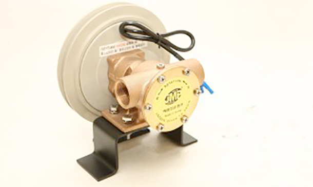 Pumps & Impellers - CHPM Marine & Precision Engineering, Waterford